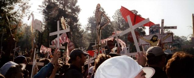 SOA Protesters