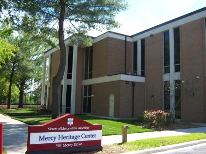 Mercy Heritage Center building front