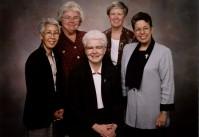 Second Institute Leadership Team